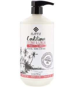 EVERYDAY COCONUT, CONDITIONER, HYDRATING, NORMAL TO DRY HAIR, PURELY COCONUT, 32 FL OZ / 950ml