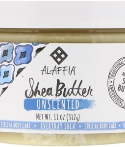 EVERYDAY SHEA, SHEA BUTTER, UNSCENTED, 11 OZ / 312g