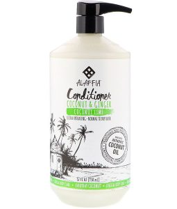 EVERYDAY COCONUT, CONDITIONER, ULTRA HYDRATING, NORMAL TO DRY HAIR, COCONUT LIME, 32 FL OZ / 950ml