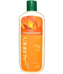 AUBREY ORGANICS, J.A.Y. CONDITIONER, DRY HAIR, CITRUS CLOVE, 11 FL OZ / 325ml