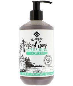 EVERYDAY COCONUT, HAND SOAP, COCONUT MINT, 12 FL OZ / 354ml
