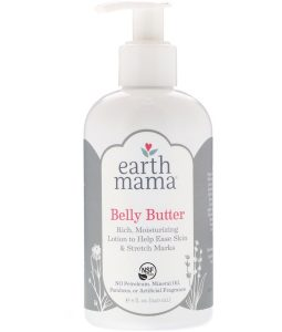 EARTH MAMA, BELLY BUTTER, 8 FL OZ / 240ml