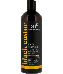 ARTNATURALS, BLACK CASTOR OIL SHAMPOO, STRENGTHENING AND GROWTH, 16 FL OZ / 473ml