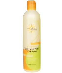 EARTH SCIENCE, HAIR TREATMENT NOURISHING CONDITIONER, 12 FL OZ / 355ml