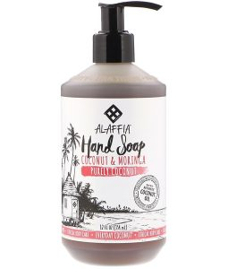 EVERYDAY COCONUT, HAND SOAP, PURELY COCONUT, 12 FL OZ / 354ml