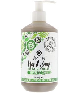 EVERYDAY SHEA, HAND SOAP, PEPPERMINT TINGLE, 12 FL OZ / 354ml