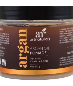 ARTNATURALS, ARGAN OIL POMADE, 4 OZ / 113g