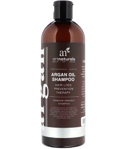 ARTNATURALS, ARGAN OIL SHAMPOO, HAIR LOSS PREVENTION THERAPY, 16 FL OZ / 473ml