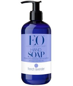 EO PRODUCTS, HAND SOAP, FRENCH LAVENDER, 12 FL OZ / 355ml