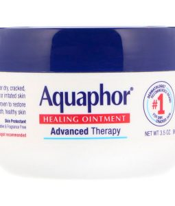 AQUAPHOR, HEALING OINTMENT, SKIN PROTECTANT, 3.5 OZ / 99g