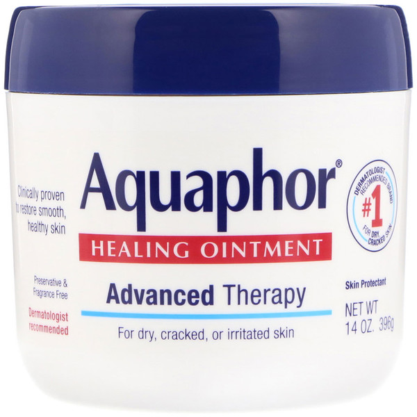 AQUAPHOR, HEALING OINTMENT, SKIN PROTECTANT, 14 OZ / 396g