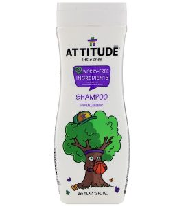 ATTITUDE, LITTLE ONES, SHAMPOO, 12 FL OZ / 355ml