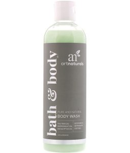 ARTNATURALS, BODY WASH, PURE AND NATURAL, 12 FL OZ / 354.8ml