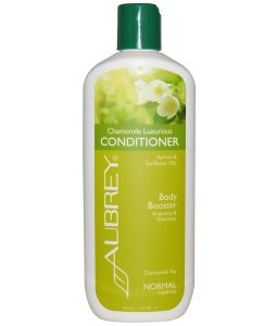 AUBREY ORGANICS, CHAMOMILE LUXURIOUS CONDITIONER, 11 FL OZ / 325ml