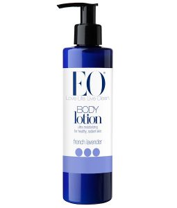EO PRODUCTS, BODY LOTION, FRENCH LAVENDER, 8 FL OZ / 236ml