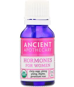 ANCIENT APOTHECARY, HORMONES FOR WOMEN, .5 OZ / 15ml