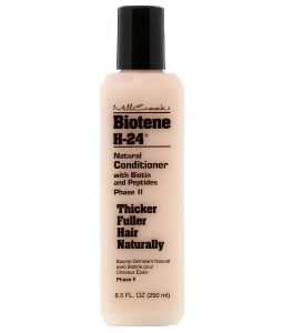 BIOTENE H-24, NATURAL CONDITIONER WITH BIOTIN PHASE II, 8.5 FL OZ / 250ml