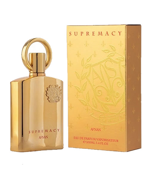 AFNAN SUPREMACY GOLD EDP FOR UNISEX