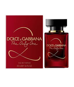 DOLCE & GABBANA D&G THE ONLY ONE 2 EDP FOR WOMEN