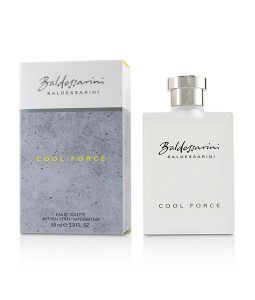 HUGO BOSS BALDESSARINI COOL FORCE EDT FOR MEN
