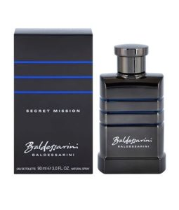 HUGO BOSS BALDESSARINI SECRET MISSION EDT FOR MEN