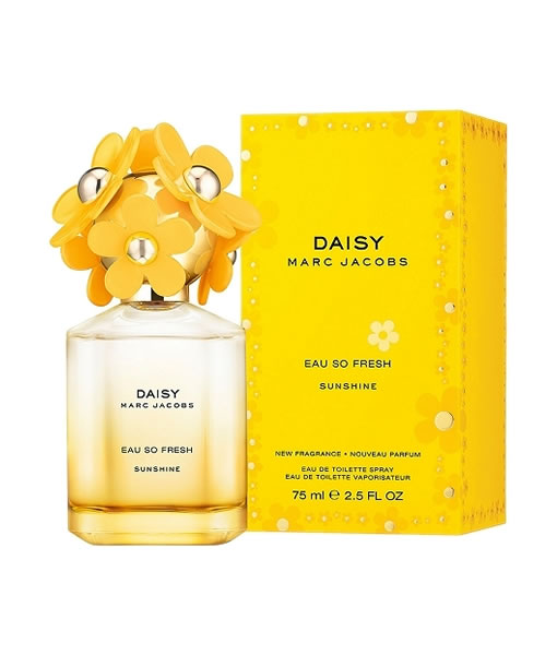 MARC JACOBS DAISY EAU SO FRESH SUNSHINE (LIMITED EDITION) EDT FOR WOMEN