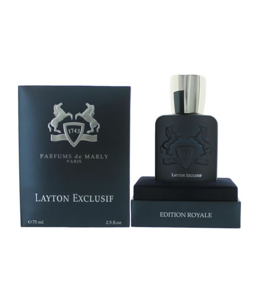 PARFUMS DE MARLY LAYTON EXCLUSIF EDITION ROYALE EDP FOR UNISEX