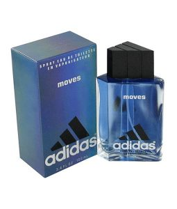ADIDAS MOVES EDT FOR MEN