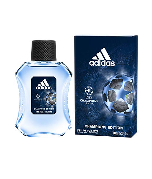 ADIDAS UEFA CHAMPIONS LEAGUE EDT FOR MEN