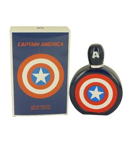 MARVEL CAPTAIN AMERICA EDT FOR MEN