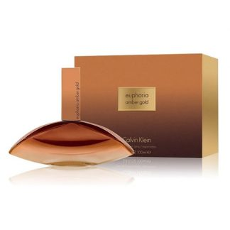 CALVIN KLEIN CK EUPHORIA AMBER GOLD EDP FOR WOMEN