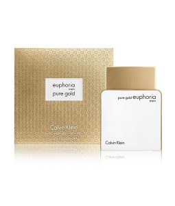 CALVIN KLEIN CK EUPHORIA PURE GOLD EDP FOR MEN