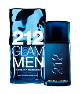 CAROLINA HERRERA 212 GLAM MEN EDT FOR MEN