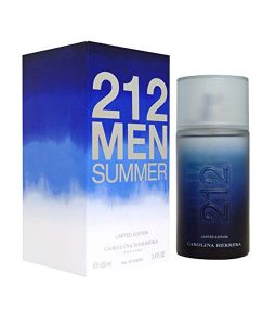 CAROLINA HERRERA 212 MEN SUMMER LIMITED EDITION EDT FOR MEN
