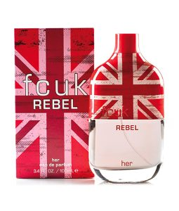 FCUK REBEL EDP FOR WOMEN