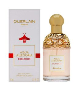 GUERLAIN AQUA ALLEGORIA ROSA ROSSA EDT FOR WOMEN