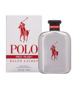RALPH LAUREN POLO RED RUSH EDT FOR MEN