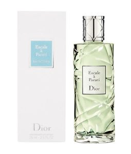 CHRISTIAN DIOR ESCALE A PARATI EDT FOR UNISEX