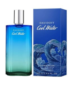 DAVIDOFF COOL WATER SUMMER EDITION 2019 EDT FOR MEN