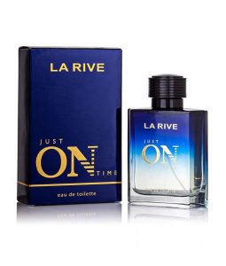 LA RIVE JUST ON TIME EDT FOR MEN