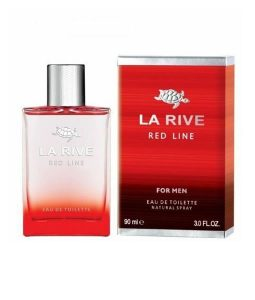 LA RIVE RED LINE EDT FOR MEN