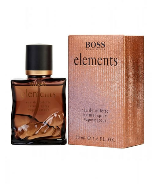 HUGO BOSS BOSS ELEMENTS EDT FOR MEN