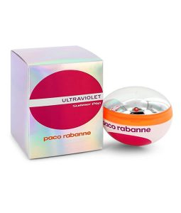 PACO RABANNE ULTRAVIOLET SUMMER POP EDT FOR WOMEN