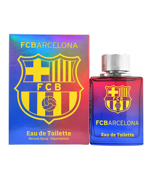 AIR VAL INTERNATIONAL FC BARCELONA EDT FOR MEN