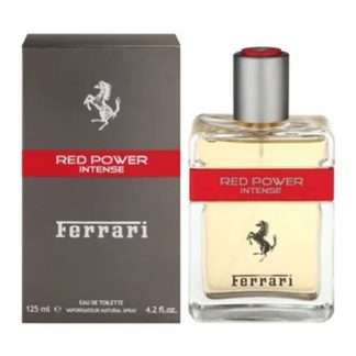 FERRARI RED POWER INTENSE EDT FOR MEN
