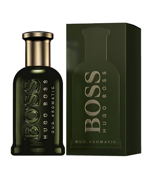 HUGO BOSS BOSS OUD AROMATIC EDP FOR MEN