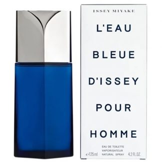 ISSEY MIYAKE L'EAU BLEUE D'ISSEY POUR HOMME EDT FOR MEN