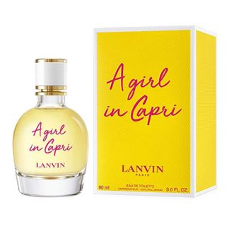 LANVIN A GIRL IN CAPRI EDT FOR WOMEN
