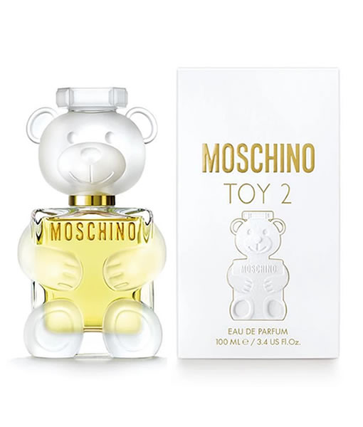 MOSCHINO TOY 2 EDP FOR WOMEN