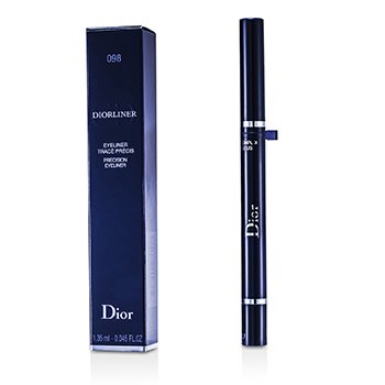 CHRISTIAN DIOR DIORLINER - NO. 098 BLACK  1.34ML/0.05OZ